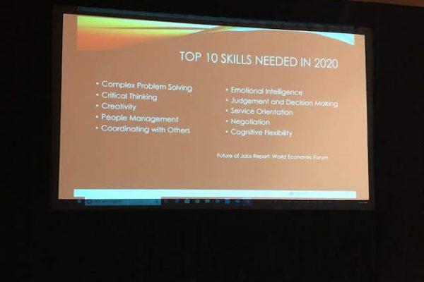 VMX Top 10 Skills